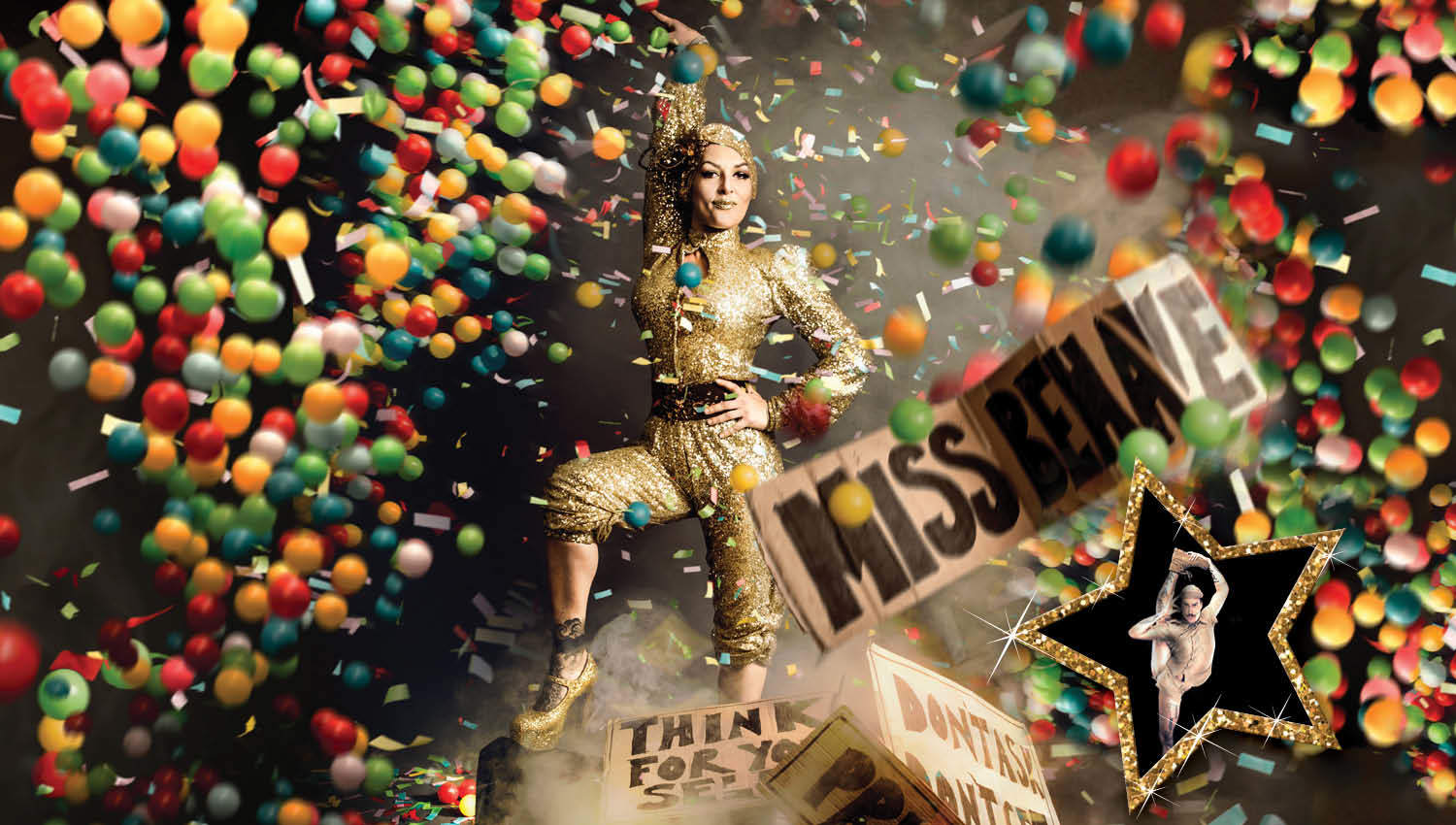 BWW Review: THE MISS BEHAVE GAMESHOW at Arts Centre Melbourne