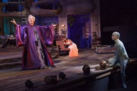 BWW Review: THE TEMPEST at The Old Globe Festival