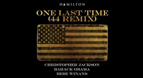 Barack Obama Debuts on the Billboard Chart with HAMILTON Remix
