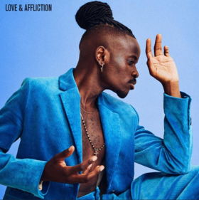 KWAYE Releases Newest EP, 'Love & Affliction'