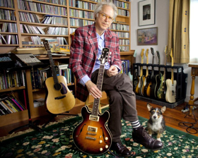 Bill Frisell to Headline the 8th Les Paul Festival Concert