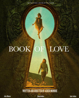Asher Monroe Releases BOOK OF LOVE Following Premiere with Parade Magazine