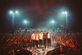 Ireland's Coronas Kick Off Fall Tour in Calgary on September 25