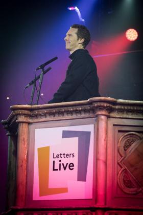 Cumberbatch-Produced LETTERS LIVE Will Headline Royal Albert Hall