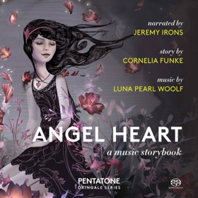 Enter A Haunting World Of Dreams & Lullabies With ANGEL HEART: A MUSICAL STORYBOOK