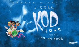 J. Cole Announces North American KOD Tour With Special Guest Young Thug