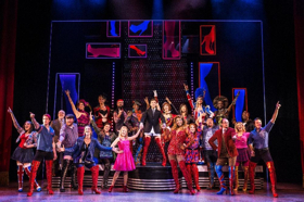 BWW Review: KINKY BOOTS Plays The Oncenter Crouse Hinds Theater