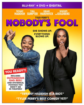Tyler Perry's NOBODY'S FOOL Arrives On Digital January 29th & On Blu-Ray Combo Pack 2/12
