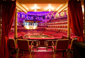 Harrods Estates Sells The Golden Box At The Royal Albert Hall