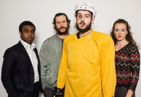 World Premiere Play BRAWLER Is Next On The Kitchen Theatre Company Stage