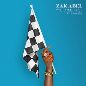 Zak Abel Announces New Single YOU COME FIRST Feat. Saweetie