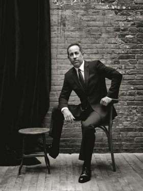 Jerry Seinfeld Returns to the Beacon Theatre