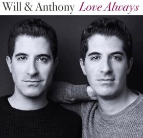 Singer-Songwriter Duo Will & Anthony Nunziata Partner with Susan G. Komen for 2018/2019