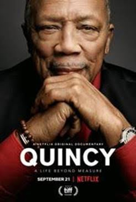 QUINCY Launching on Netflix and Select Theaters Next Friday