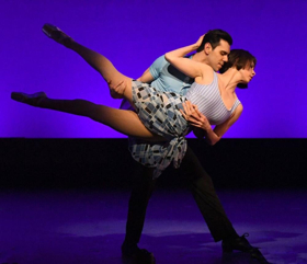 BWW Review: Arizona Broadway Theatre Presents AN AMERICAN IN PARIS
