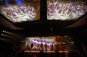 BWW Review: WE LIVE IN CAIRO: You Say You Want a Revolution