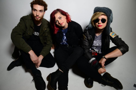 Female-Fronted Power Trio The Accidentals Audiotree Session Out Now