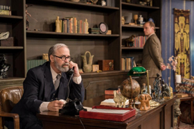 Public Theater Of San Antonio Stages FREUD'S LAST SESSION