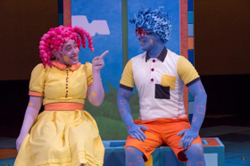 BWW Review: POLKADOTS: THE COOL KIDS MUSICAL is Rocking at The Children's Theatre