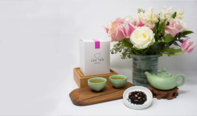 LUV TEA in the West Village Celebrates Galentines and Valentines