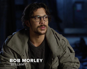 The CW Shares THE 100 Season 5 Bob Morley Interview
