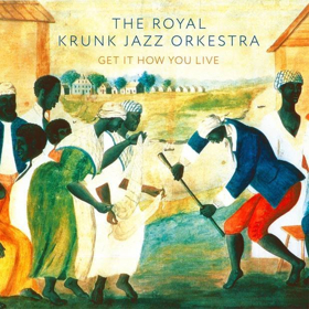 Russell Gunn's Royal Krunk Jazz Orkestra Featuring Dionne Farris to Release Debut Album GET IT HOW YOU LIVE 7/13