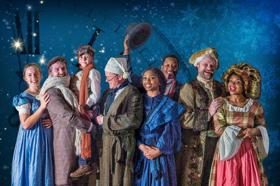 brand new a christmas carol comes to virginia stage company