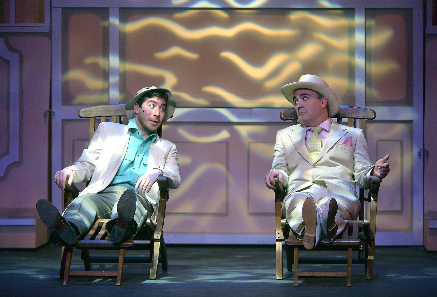 BWW Review: DIRTY ROTTEN SCOUNDRELS at Candlelight Music Theatre