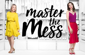 Season Finale Episodes of MASTER THE MESS from AT&T and Reese Witherspoon's Hello Sunshine Starring THE HOME EDIT Debut Today on DIRECTV NOW