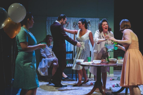 BWW Review: EUGENE ONEGIN, Arcola Theatre