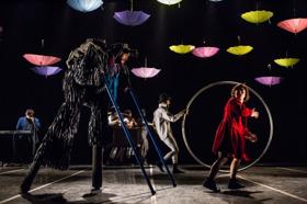 La compañía Danza Visual se inspira en obra literaria para exaltar el valor del tiempo