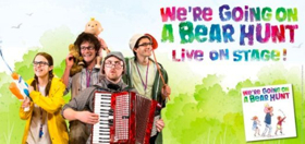 WE'RE GOING ON A BEAR HUNT LIVE ON STAGE Announces Full Cast For 10th Anniversary West End Run