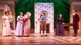BWW Review: Syracuse Stage Presents an Energetic Contemporary Production of PRIDE AND PREJUDICE