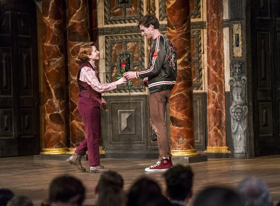 BWW Review: AS YOU LIKE IT/HAMLET, Shakespeare's Globe