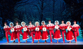 It's a Happy Holiday! Irving Berlin's WHITE CHRISTMAS National Tour Finds Cast