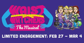 WAISTWATCHERS THE MUSICAL Comes to El Portal Theatre Debbie Reynold MainStage