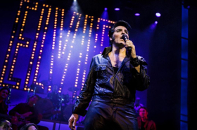 Elvis is in the Building in Darlington with THIS IS ELVIS - BURBANK AND VEGAS