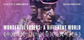 Oct. 20, NYC Premiere 'Wonderful Losers: A Different World' by DGA Documentary Winner Arunas Matelis
