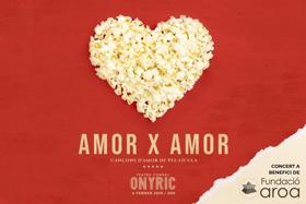 AMOR x AMOR homenajeará al cine en su 3a Edición