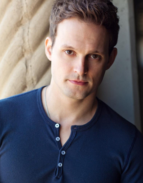 Jeremy Woodard Takes Over the Role of Earl in WAITRESS On Tour