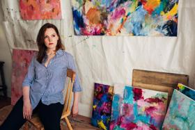 Artists Await 2019 GEORGES DUBOEUF BEAUJOLAIS NOUVEAU Label Competition
