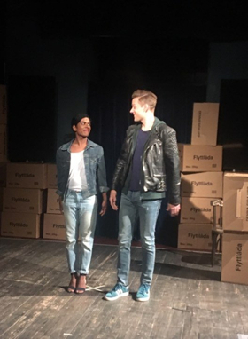 BWW Review: THE LAST 5 YEARS at TeaterStudio Lederman