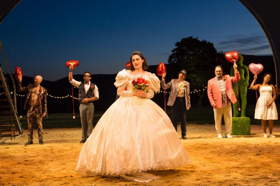 Hudson Valley Shakespeare Festival Announces Its 2019 Summer Season; CYMBELINE, INTO THE WOODS, and More