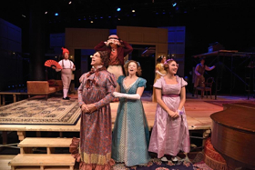 BWW Review: Flirty Fun at Trinity Rep's PRIDE AND PREJUDICE