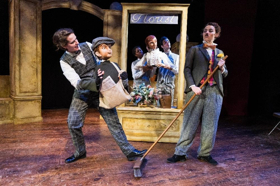 BWW Review: Spirit of Chaplin Lives in VISIONS OF LOVE by Pointless Theatre