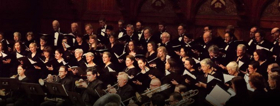 Boston's Back Bay To Host Chorus Pro Musica's Candlelight Christmas At Old South Church