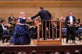 BWW Review: A Tantalizing Taste of Kaufmann's TRISTAN, Nylund's ISOLDE with Boston Symphony under Nelsons at Carnegie