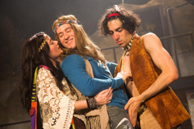 BWW Reviews: A Square Finds A Round Space In Short North Theatre's Production Of HAIR