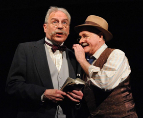 BWW Interview: Wil Love and Carl Schurr, Veteran Actors Of The Everyman Theatre