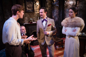 BWW Review: THE MELTING POT, Finborough Theatre